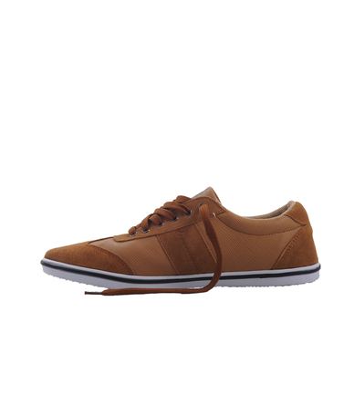 SHOES CASUAL SUEDE